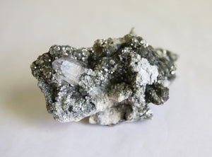 Quartz on Vermiculite Mica Matrix