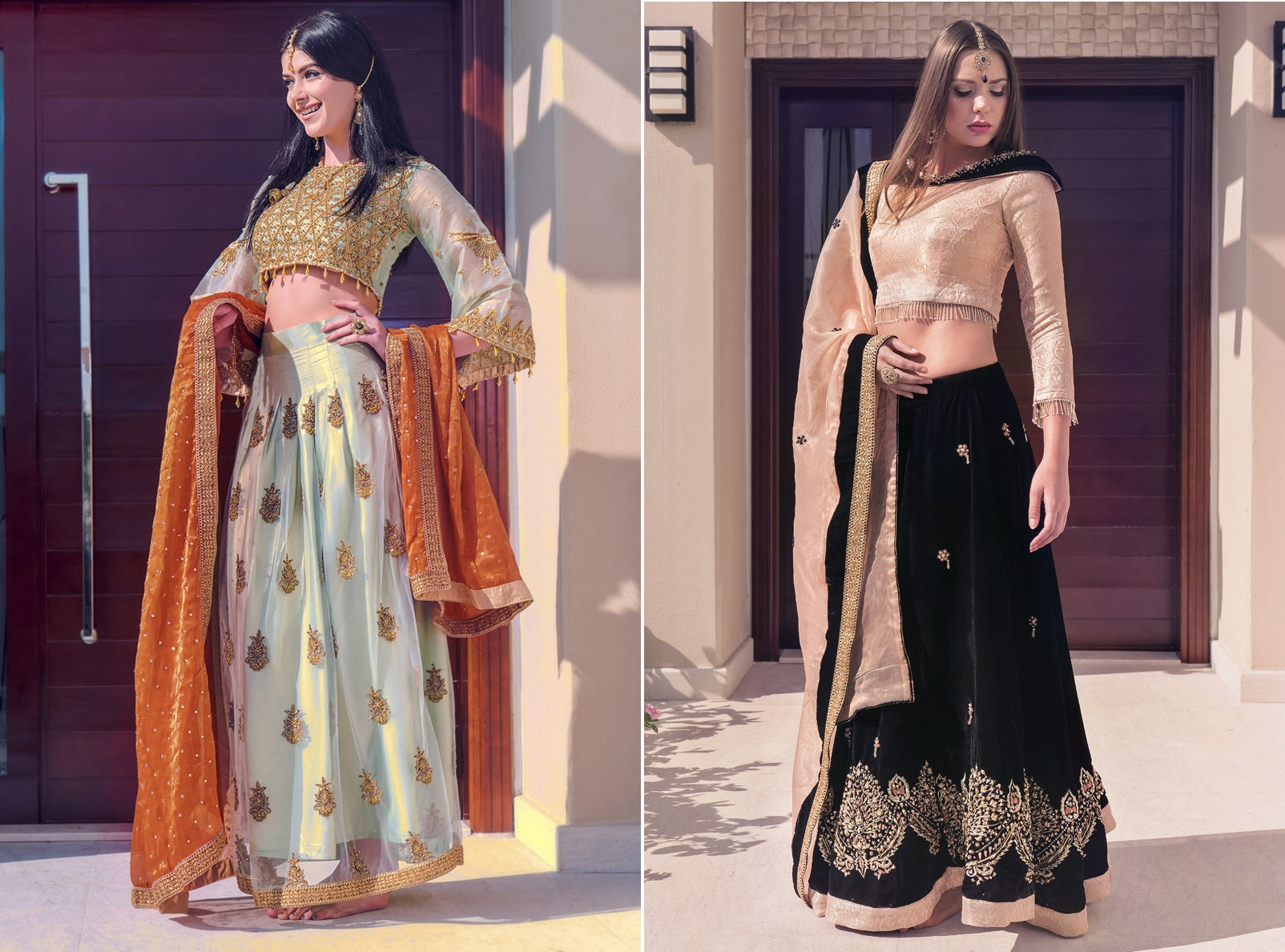 Effective Tips to Follow Before You Wear a Lehenga