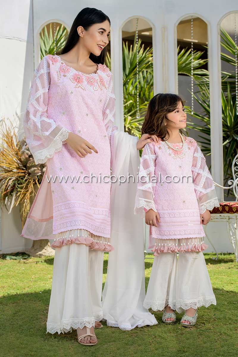Angelic pink kids by Chic Ophicial