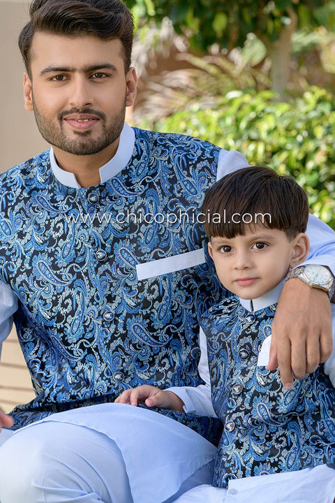 Ice Blue Crush Father Son Combo