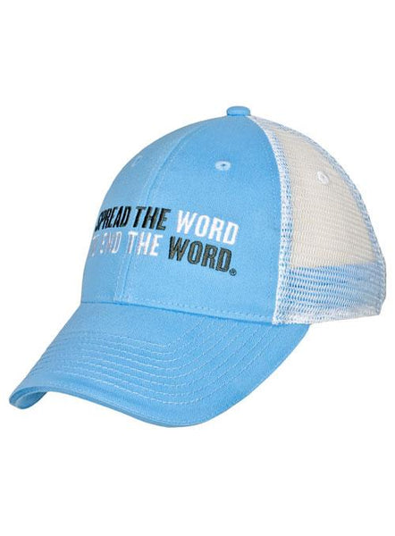 Spread The Word Mesh Hat