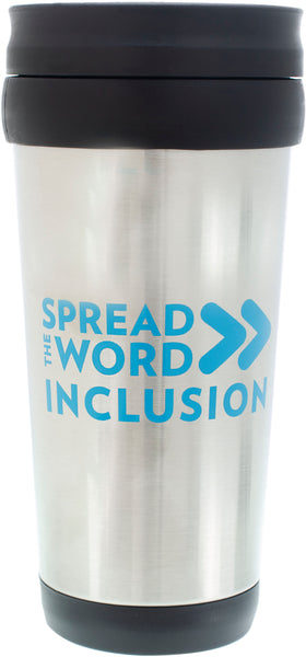 Inclusion Stainless Steel Tumbler