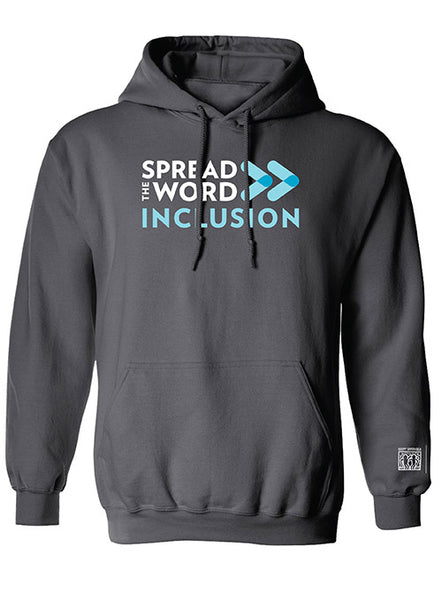 Spread the Word Inclusion Hooded Sweatshirt