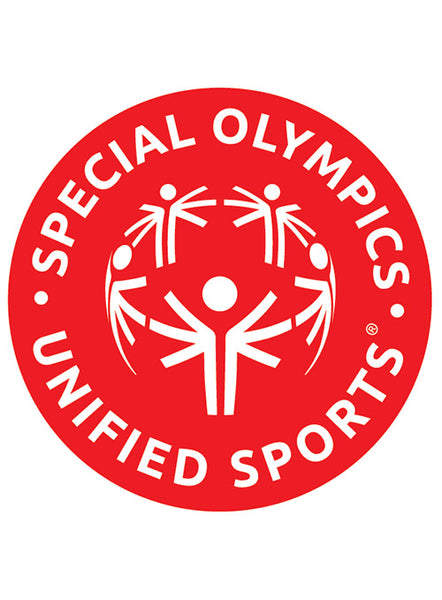 Special Olympics Iron On Patch - Red (10-pack)