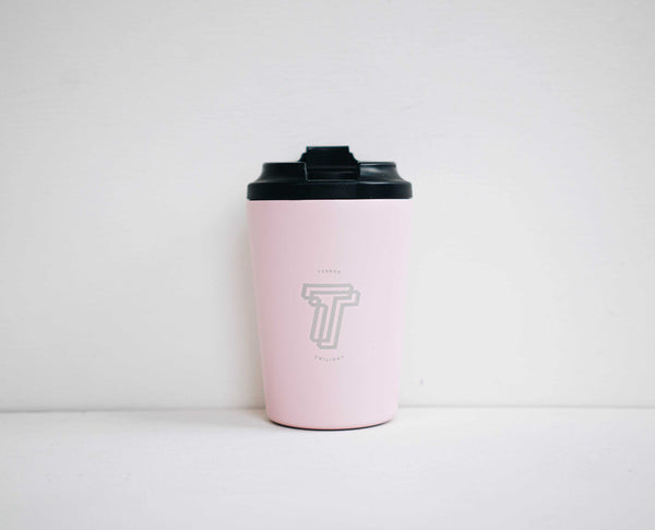 Large Terror Twilight Reusable Cup Pink 12oz