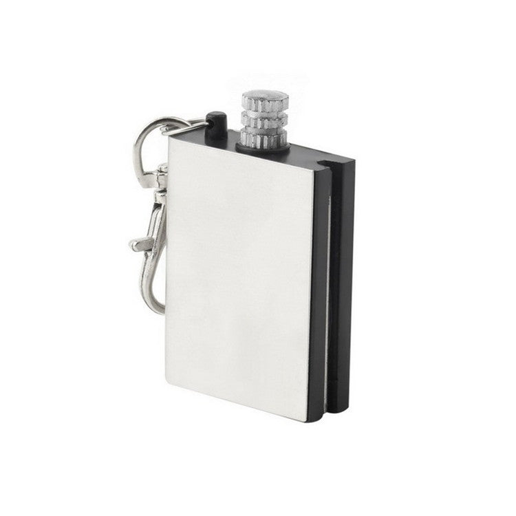 Key-Chain Emergency Fire Starter Flint