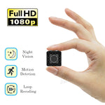 Mini DVR Camera Full HD 1080P Night Vision Motion Detection