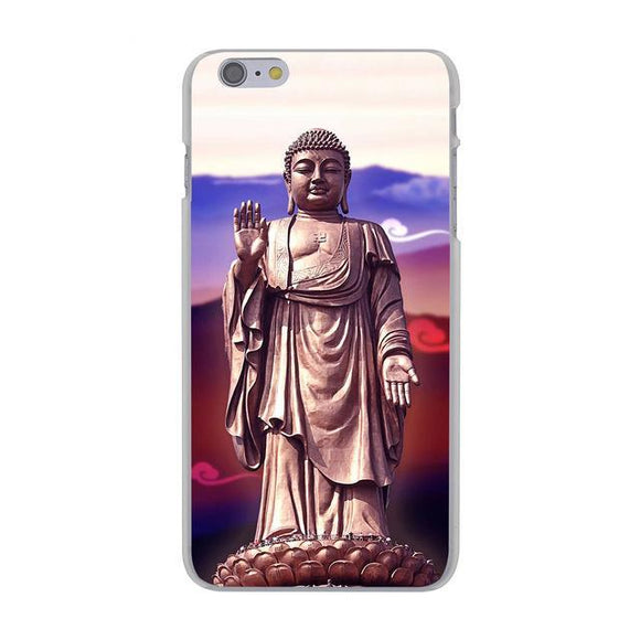 Earth Buddha India Hard Cover Case for Apple iPhone