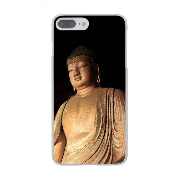 Stone Buddha India Hard Cover Case for Apple iPhone