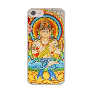 Bright Buddha India Hard Cover Case for Apple iPhone