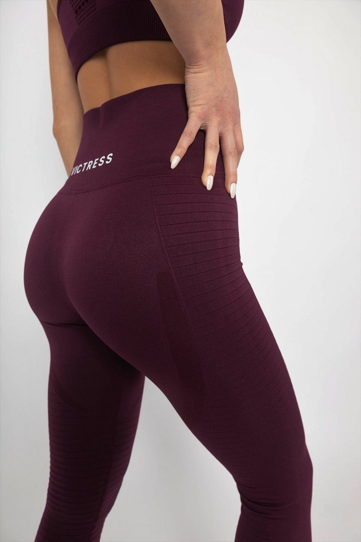 Redrum Seamless Tights - VICTRESS -