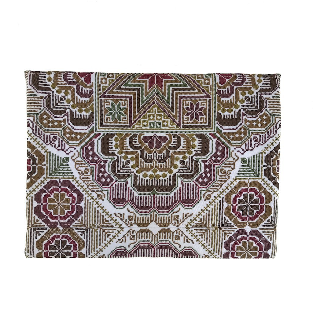 Needlepoint Hmong Clutch