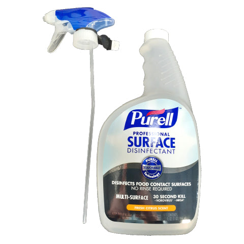 32 oz. Spray Disinfectant