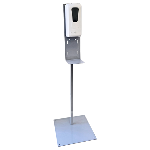 Touch-Free Hand Sanitizer Unit (Free Standing)