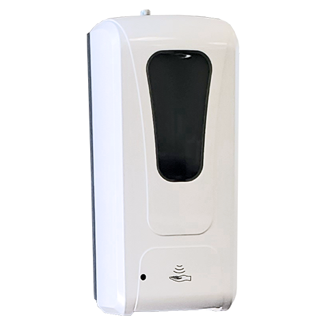 Touch-Free Hand Sanitizer Unit (Wall Mount)