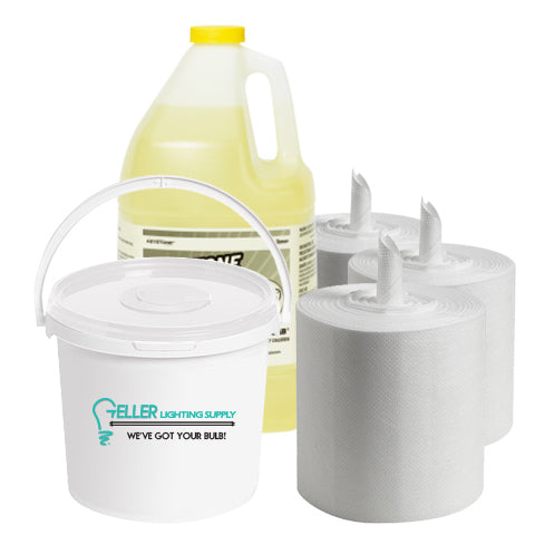 Surface Sanitizing Wipe Kit