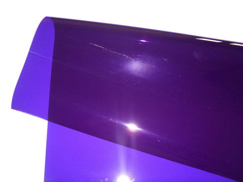 BALTIMORE RAVENS PURPLE GEL LIGHT FILTER