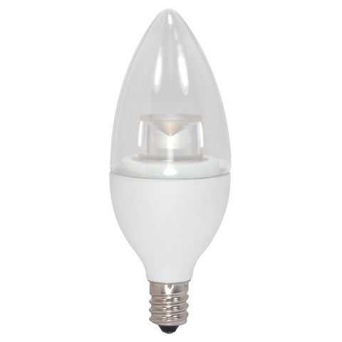 LED Candle Decorative Bulb