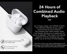 Load image into Gallery viewer, Honor Choice X1 Stereo Earphone Noise Cancellation 4-Mic - Deal Gamed