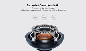 Awei AK3 Magic Magnet Attraction Bluetooth Noise Reduction Earphone - Deal Gamed