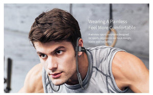 AWEI WT50 Sports Bluetooth Earphones with Mic Noise Cancellation - Deal Gamed