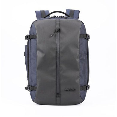 Arctic Hunter Multifunction Travel Laptop Waterproof 15.6 Backpack B00189 Blue