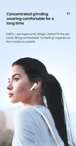 JOYROOM JR-T09 TWS Binaural Bluetooth Earphone - Deal Gamed