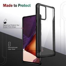 Load image into Gallery viewer, Huanmin Protection Transparent Anti-Shocks Case Note 20 Ultra - Deal Gamed