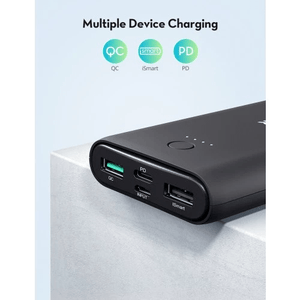 Ravpower 20100mAh RP-PB191 3-Ports QC3.0 + PD Total 30W - Deal Gamed