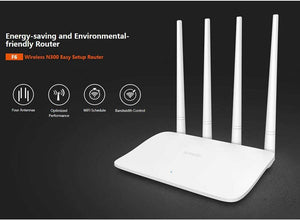 Tenda Access Point Repeater Optimized Performance - Deal Gamed