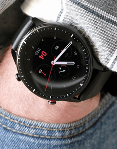 Amazfit GTR 2 Smartwatch Support Calls 3GB Music Storage HD Amoled