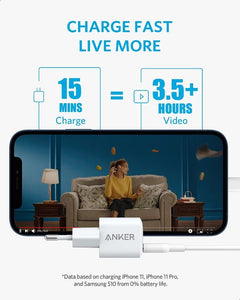 Anker Nano Fast Charger Power IQ - Deal Gamed