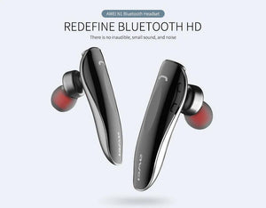 AWEI N1 Bluetooth Single Stereo Noise Cancelling Earphone - Deal Gamed