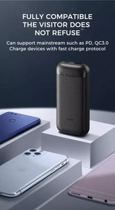 JOYROOM D-QP184 22.5W Flash Charge 10000mAh Multi-Output Power Bank - Deal Gamed