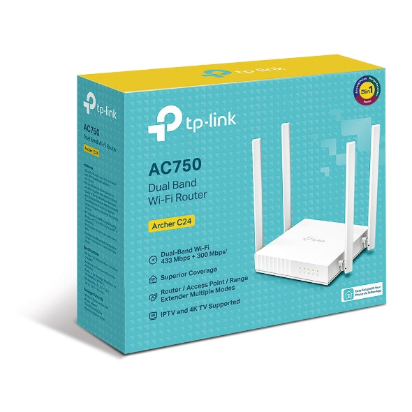 TP-LINK Access Point Repeater Wireless AC750 - Deal Gamed