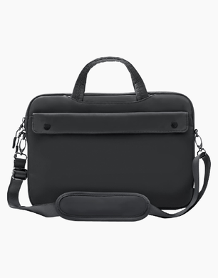 Baseus Basics Series 16″ Shoulder Computer Bag Dark grey - Deal Gamed