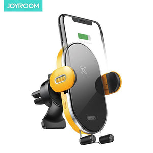 Joyroom JR-ZS200 Super Fast 15W Car Wireless Charger Infra Red Sensor Holder - Deal Gamed