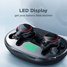 Load image into Gallery viewer, Joyroom TWS JR-T12 CVC Noise Cancelling Digital LED Earphone - Deal Gamed