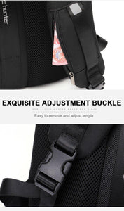 Arctic Hunter Multi-layer High Capacity Waterproof Backpack B00345 - Deal Gamed