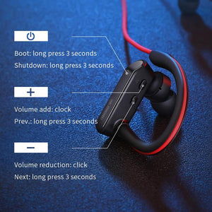 Joyroom JR-D2S Bluetooth Sport Waterproof Earphone - Deal Gamed