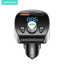Load image into Gallery viewer, Joyroom JR-CL02 Bluetooth MP3 Player Car Phone Charger - Deal Gamed