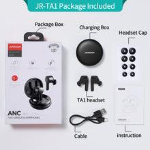 Load image into Gallery viewer, JOYROOM JR-TA1 ANC TWS Bluetooth Earphone