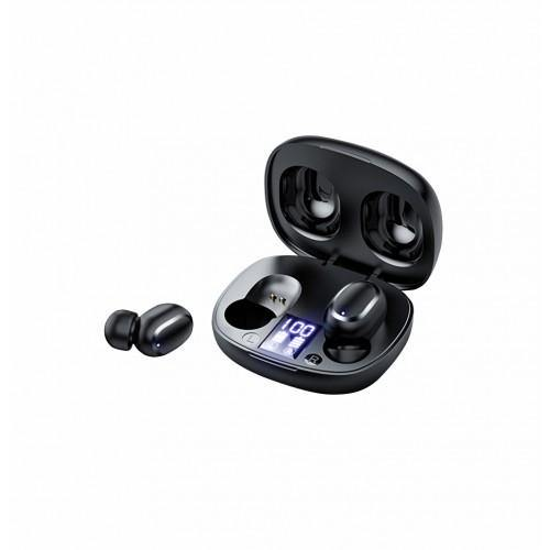 Joyroom Three-screen digital display binaural TWS earbuds JR-TL5 - Deal Gamed