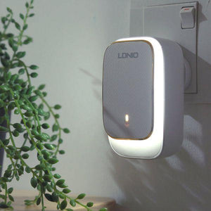 LDNIO LED Power Touch Lamp 4 USB Ports 4.4A Charger A4405 - Deal Gamed