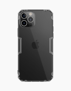 Nillkin Nature Series TPU cover for Apple iPhone 12 Pro – Black - Deal Gamed