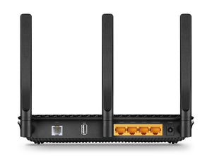 TPLINK VDSL Modem Router Wireless AC1600