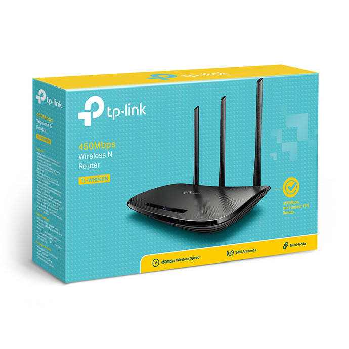 TP-LINK Access Point Repeater Wireless N450