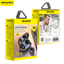 Load image into Gallery viewer, AWEI  Budget TWS Gaming Hifi Sound Earbuds - Deal Gamed