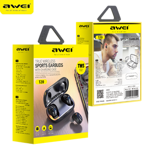 AWEI  Budget TWS Gaming Hifi Sound Earbuds - Deal Gamed