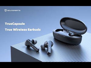 SoundPeats TrueCapsule Touch Earbuds HD Mic - Deal Gamed